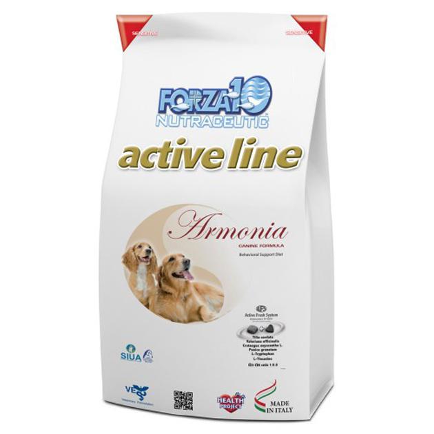 Forza 10 armonia: mangime per cani con disturbi comportamentali